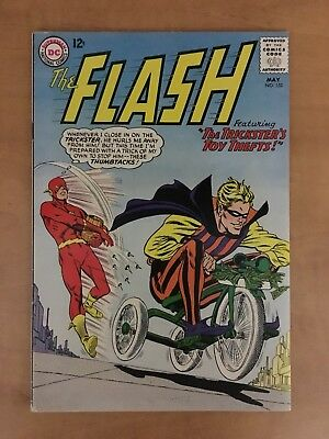 The Flash 152 Trickster Cover!!!