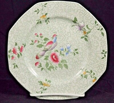 """4 Antique 5 1/2""""  Plates Wessex by Winkle F 8580 England Dinnerware  Collectible"""