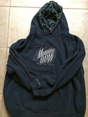 Mountain Dew X Box Hoodie Sweatshirt