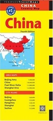 Very Good, China Periplus Map (Periplus Maps), , Book
