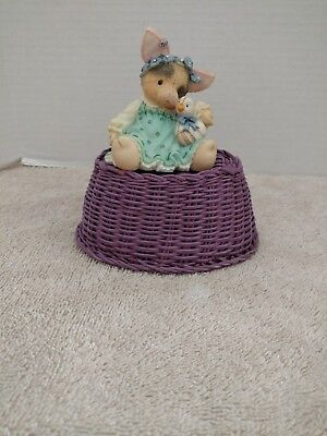 Enesco TLP This Little Piggy  DUCKY TO HAVE A FRIEND LIKE YOU Figurine & display