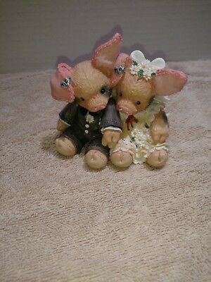Enesco Tlp This Little Piggy To Hog And To Hold. Wedding