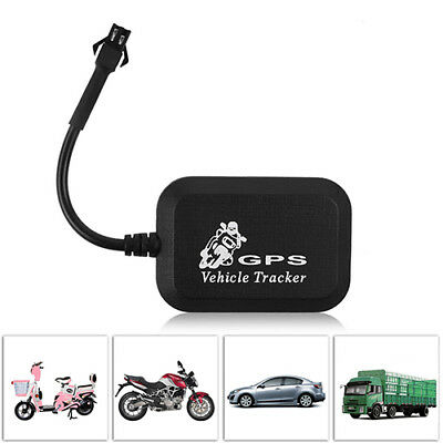 Real Time GPS Tracker GSM GPRS Tracking Device Car Vehicle Motorcycle Bike CA