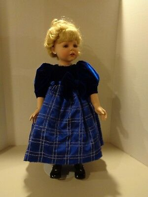 SPECIAL EDITION Helena for Neiman Marcus Toddler Marie Osmond Dolls --#373/500