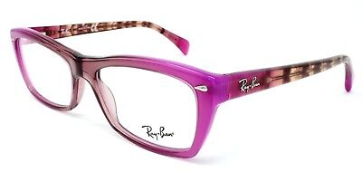 Ray-Ban RX5255 Eyeglasses - Gradient Antique Pink (5489) - 51mm