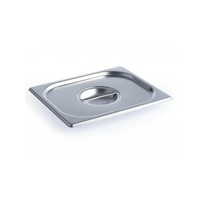 Chef Inox Steam Pan Cover 1/2 Size