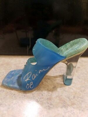 """Just The Right Shoe,  """"Dolphin"""" SIGNED"""