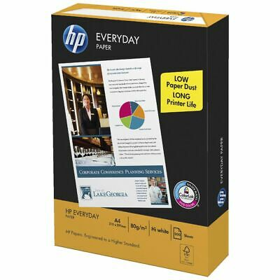 HP Everyday Paper A4 80gsm 500 Sheet Ream