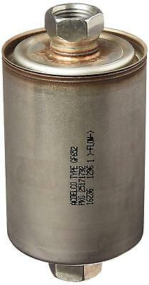 Professional Fuel Filter GF652 Traps Contaminants Dirt Rust and Paint Particles