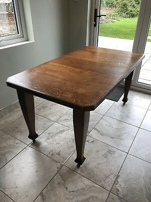 Victorian Extending Dining Table.