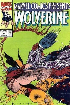 Marvel Comics Presents #86 Wolverine, Sam Keith, Rob Liefeld
