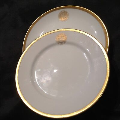Westminster Australia Fine China 'Mayors City Of Moorabbin 1871' Saucer Set