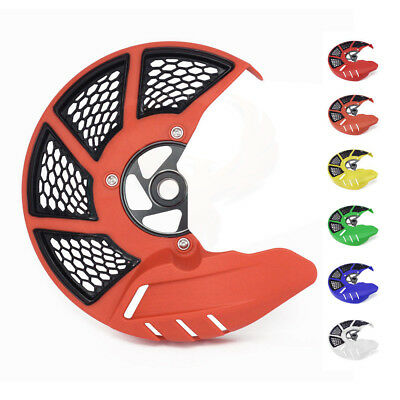 Brake Front Brake Disc Guard Cover 6Color For KTM SX SXF XC XCF EXC EXCF 16-17