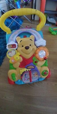 Winnie the pooh baby walker. In good used condition just needs a clean 😊