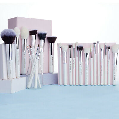 UK Jessup Professional 25Pcs Make Up Brush Set Face Powder Eyeliner Foundation