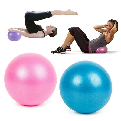 2d5284659ab61 25CM MINI YOGA Exercise Ball Pilates Fitness Birthing Stability ...