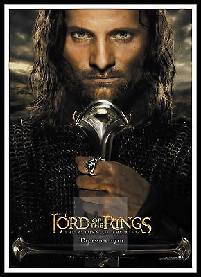 The Lord Of The Rings The Return Of The King Poster Greatest Movies