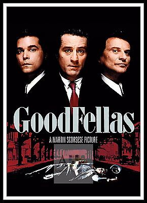 Goodfellas 2 Poster Greatest Movies Classic & Vintage Films