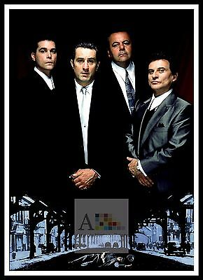 Goodfellas 4 Poster Greatest Movies Classic & Vintage Films