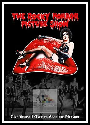 The Rocky Horror Picture Show 10  Movie Posters Musicals Classic & Vintage Films