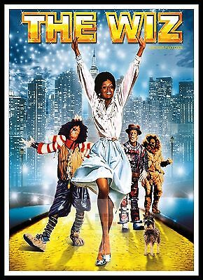 The Wiz  2  Movie Posters Musicals Classic & Vintage Films