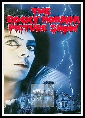 The Rocky Horror Picture Show 6  Movie Posters Musicals Classic & Vintage Films