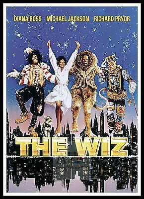 The Wiz    Movie Posters Musicals Classic & Vintage Films