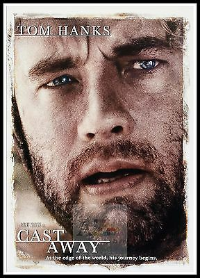 Cast  Away    2000's Movie Posters Classic Films