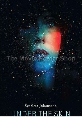 Under The Skin  2014 Movie Posters Classic Films