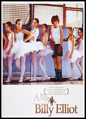 Billy Elliot     2000's Movie Posters Classic Films
