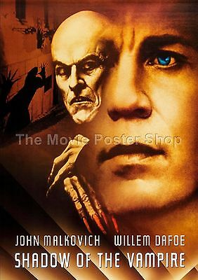 Shadow Of The Vampire    2000 Movie Posters Classic & Vintage Films