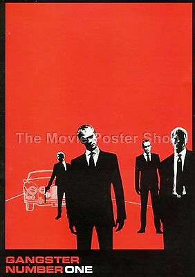Gangster No1  2000 Movie Posters Classic & Vintage Films