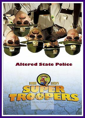 Super Troopers   Comedy Movie Posters Classic Cinema
