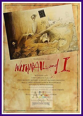 Withnail And I    Comedy Movie Posters Classic Cinema