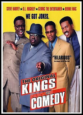 The Kings Of Comedy      Year 2000's Movie Posters Classic Films