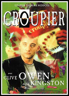 Croupier     2000's Movie Posters Classic Films