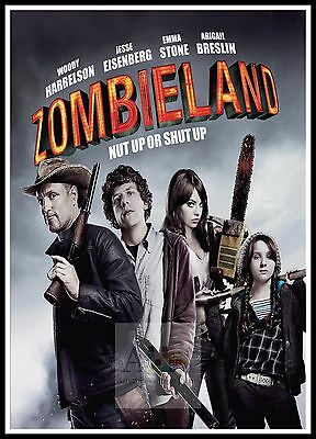 Zombieland      2009 Movie Posters Classic Films