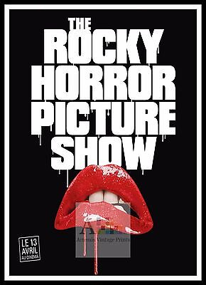 The Rocky Horror Picture Show   Movie Posters Musicals Classic & Vintage Films