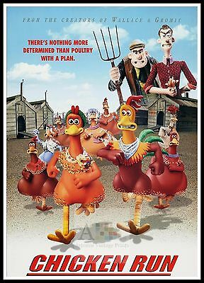 Chicken Run     2000's Movie Posters Classic Films