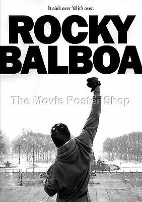 Rocky Balboa    2006 Movie Posters Classic And Vintage Films