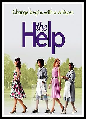 The Help   Poster Greatest Movies Classic & Vintage Films