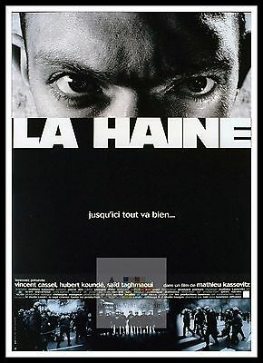 La Haine   Poster Greatest Movies Classic & Vintage Films