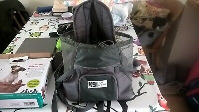 K9 Pup Pocket - front mounted small dog carrier