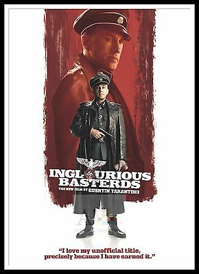 Inglourious Basterds  4  Poster Greatest Movies Classic & Vintage Films