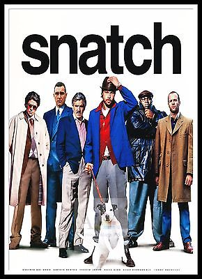 Snatch 2    Poster Greatest Movies Classic /& Vintage Films