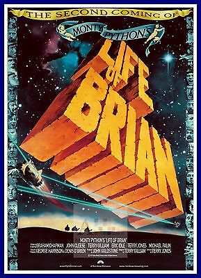 Life Of Brian   1970's Movie Posters Classic Cinema