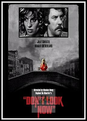 Don't Look Now    Horror Movie Posters Classic & Vintage Cinema