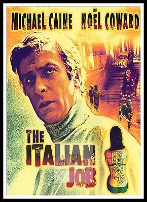 The Italian Job 3    British Movie Posters Classic Vintage & Films