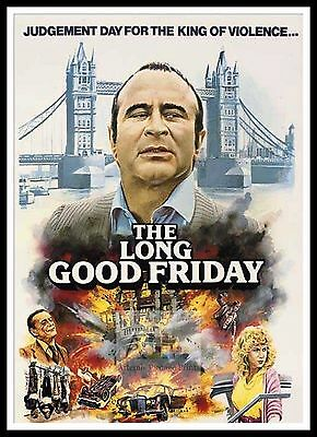 The Long Good Friday    British Movie Posters Classic Vintage & Films