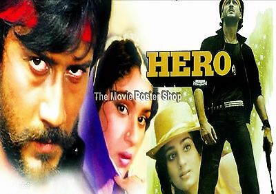 Hero   Bollywood Movie Posters Vintage Classic & Indian Films